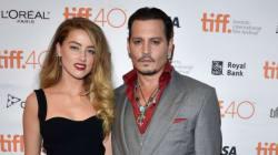 TIFF 2015: Johnny Depp et Amber Heard, un couple uni sur le tapis