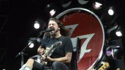 FEQ 2015: Retour en images sur la prestation éclair de Foo Fighters