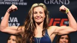 Injustiça do UFC pode salvar carreira de Miesha
