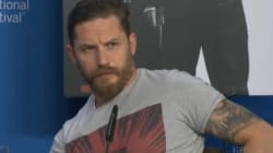 Tom Hardy Shuts Down Awkward Question About His