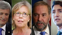 Mulcair: Senate-Turned-Daycare. Harper: MMIW Studied 'To Death'. It's All In These