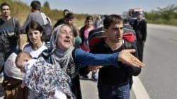L'Ungheria respinge i profughi anche con lacrimogeni e
