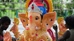 Ripped, Edible And Selfied: 8 Ganeshas That Capture New India's