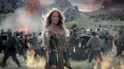 Mariah Carey en mode guerrière pour un jeu