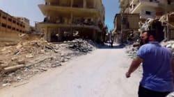 Questo viaggio dentro la Siria distrutta è un colpo al