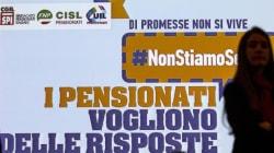 Padoan ferma un nuovo intervento sulle pensioni: