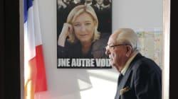 Marine Le Pen tente une conciliation avec Jean-Marie Le