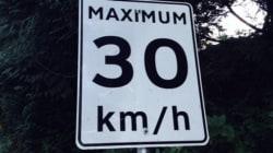 Rosemont veut ralentir le trafic