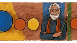 Google Doodles Artistic Tribute To 'Picasso Of India', MF Hussain, On 100th Birth