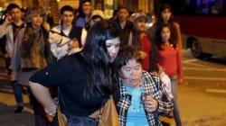 Un million de personnes évacuées après un puissant séisme au