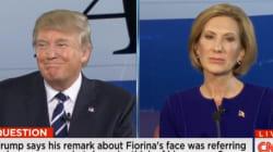 Trump en a pris pour son grade pendant le 2e débat des