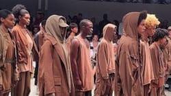 Rang militaire et couleur sable pour la nouvelle collection de Kanye
