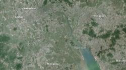 L'impressionnante transformation d'un delta de la Chine en moins de 30