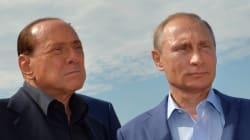 Berlusconi bandito dall'Ucraina per tre