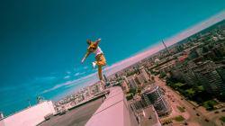Les photos du casse-cou Oleg Cricket sont belles et épeurantes à la