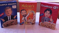 Behold: Federal Leader Cereal