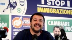 Matteo Salvini vota contro il trasferimento dei profughi