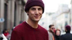 Hommes: 10 inspirations pour porter le pull bordeaux cet automne