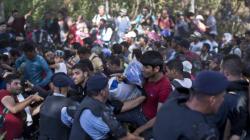 La Croatie prise d'assaut par les migrants