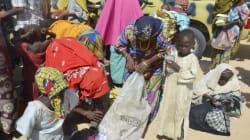 Un demi-million d'enfants ont fui les récentes attaques de Boko