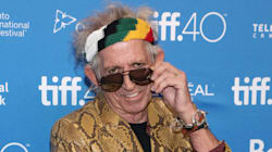 Legendary Style Icon Keith Richards Rocks
