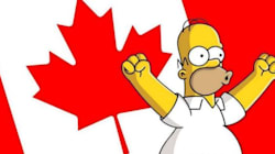 Homer Simpson Is As Canadian As You And Me...