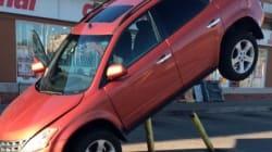 Certaines personnes ne savent pas conduire