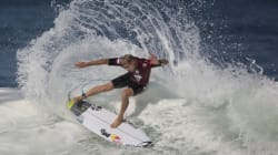Mick Fanning Back At World #1 After Californian