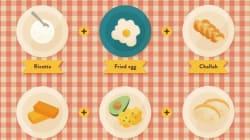 朝食で、パンとチーズをもっと美味しく食べるコツ(画像)
