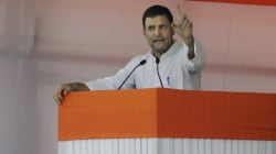 Rahul Gandhi To Kick Off Congress Party's Campaign In