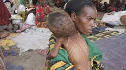 Are Aid Groups Misleading Famine Aid