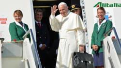 All'Avana inizia il pellegrinaggio del Papa