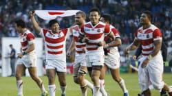 Le Japon crée la sensation en battant l'Afrique du