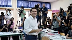 Législatives en Grèce: Alexis Tsipras gagne encore son