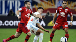 Ligue 1: le match OM-OL interrompu à cause de jets