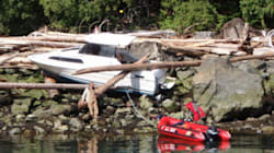 BC Senior Rescued After Being Marooned For Two