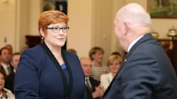 Marise Payne Touted As Potential Defence