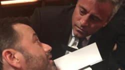Matt LeBlanc n'a pas aimé la blague de Jimmy Kimmel aux