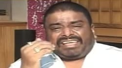 WATCH: Ram Vilas Paswan's Son-In-Law Bawls On TV After Being Denied A Ticket For Bihar