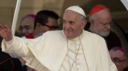 Le pape François rencontre Fidel Castro