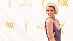 Claire Danes' Emmys Dress Is Sequined