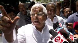 Lalu Prasad Yadav Dares BJP, RSS To End
