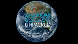 What the UN's New Sustainable Development Plan Means for