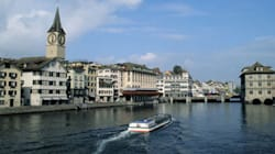 Shocker: Switzerland Pegs Franc To