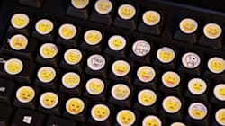 Tous les emoji réunis sur un clavier ça donne
