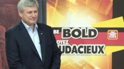 Harper Sets Goal Of 1.3M New Jobs By