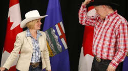 Alberta Premier Refuses To 'Engage In Politics' With