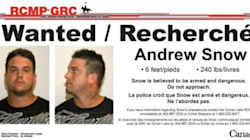 RCMP Searching For Armed, Dangerous Man In Central