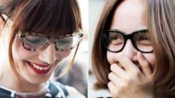 10 look per 10 paia di occhiali (per lui e per