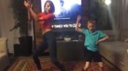 Ce jeune fan de Taylor Swift a réalisé son rêve : danser avec